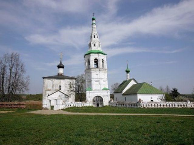 Обзорная экскурсия по Суздалю с поездкой в село Кидекша